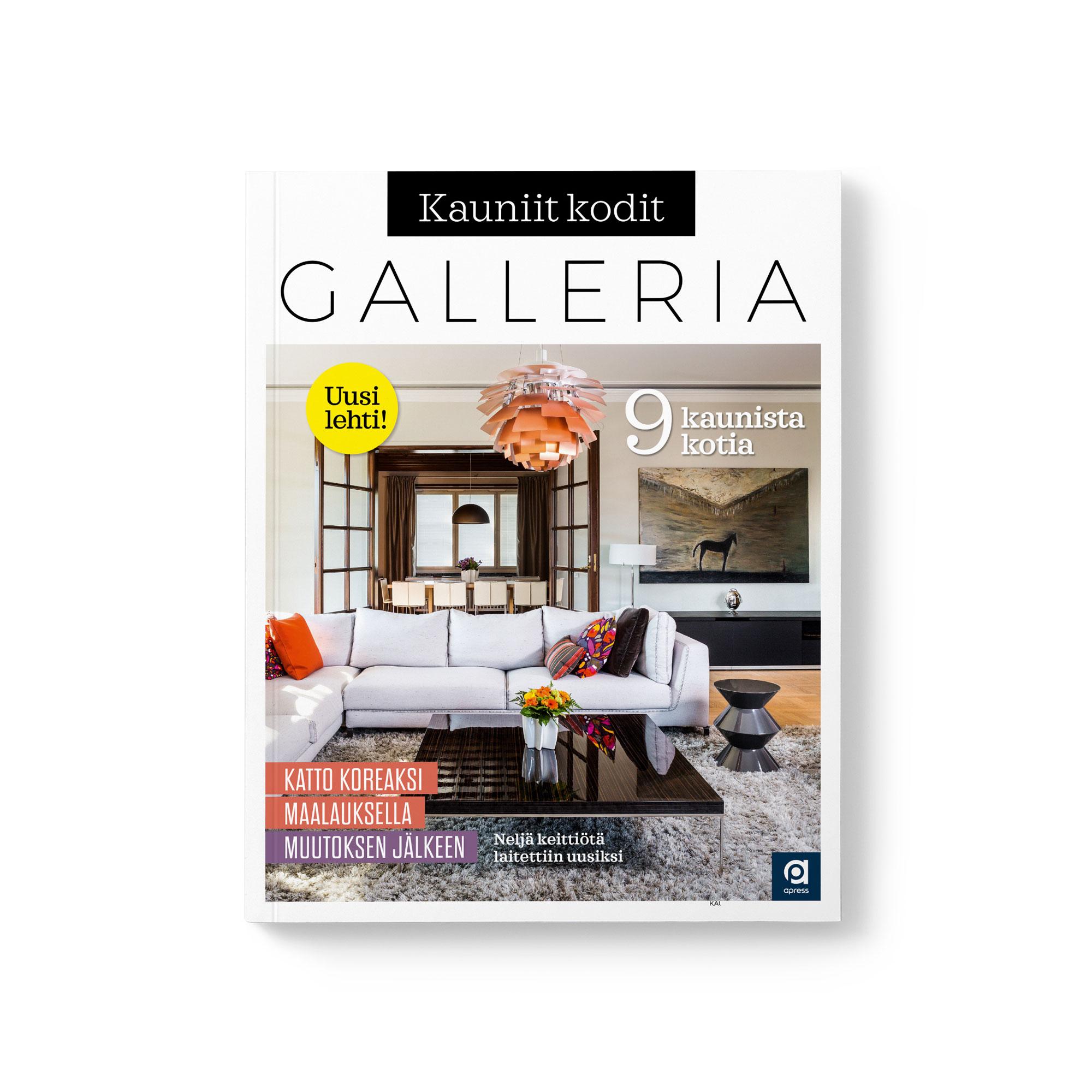 Kauniit kodit Galleria